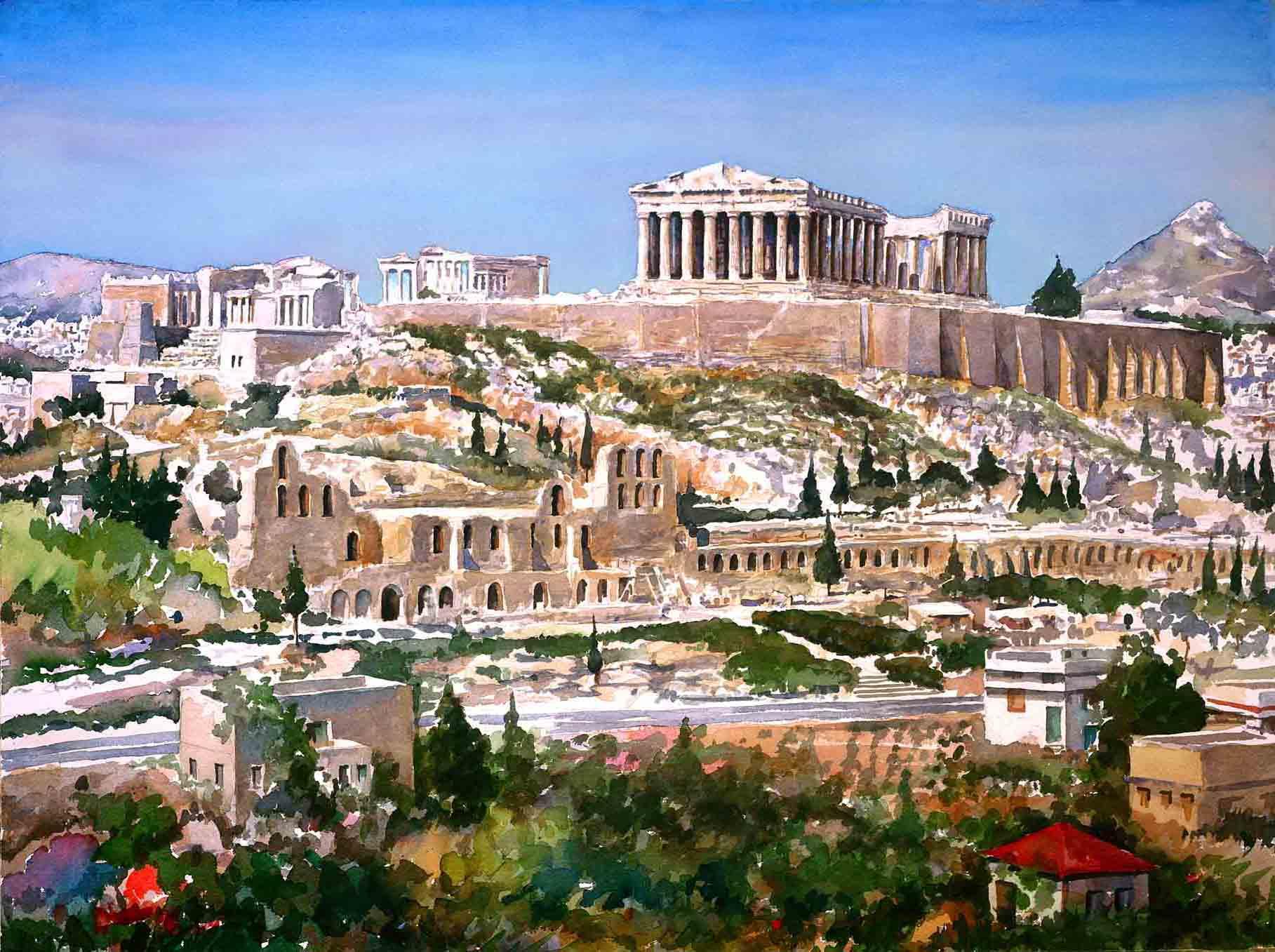 Akropolisklippan